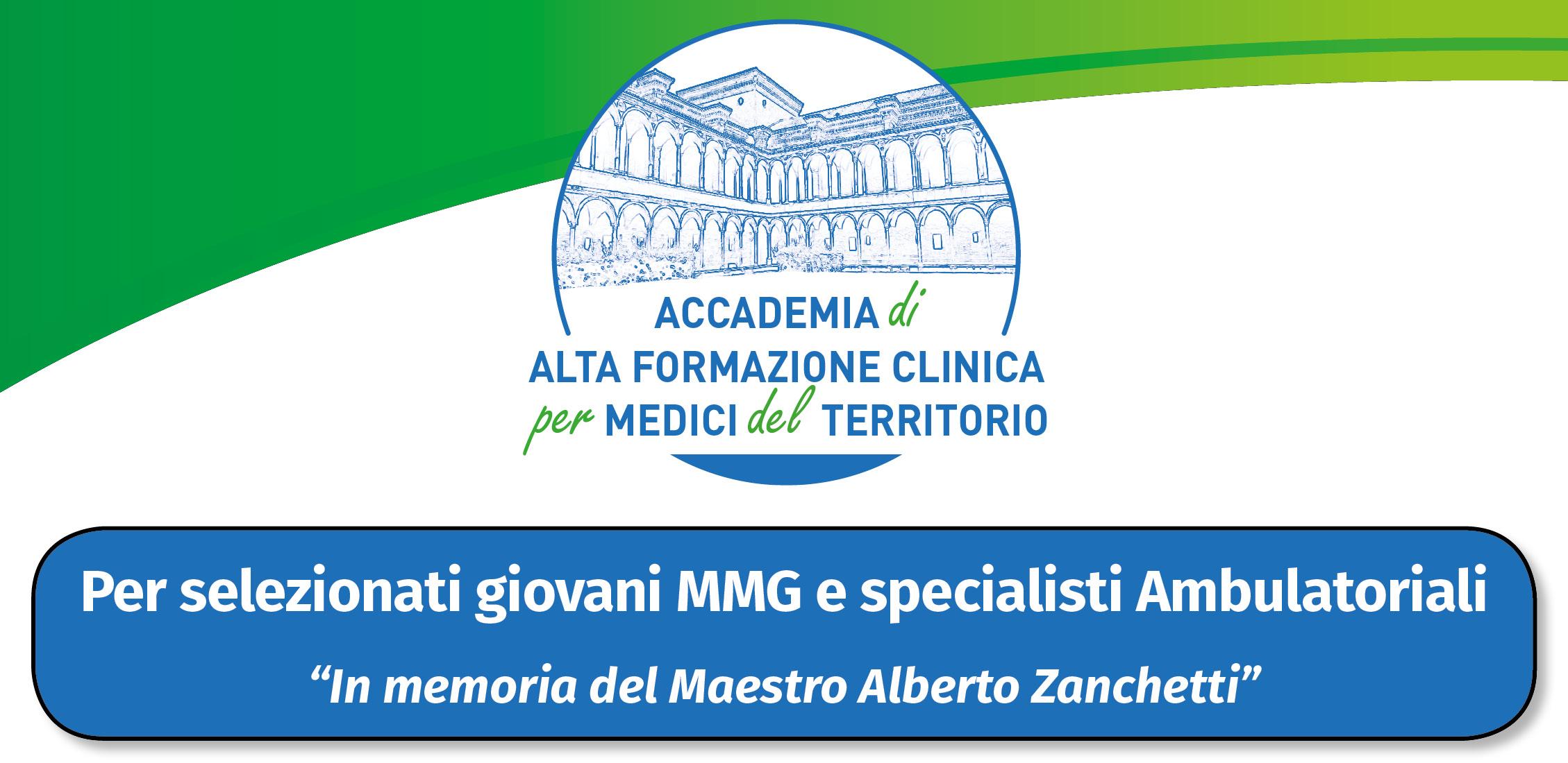 Accademia di Alta Formazione Clinica per Medici del Territorio